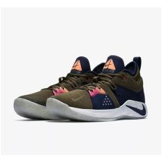 nike acg boots 2018 2018 nike pg 2 acg ep olive canvas basketball shoes free shipping nike sneakers nike outlet