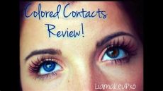 air optix contacts review air optix colored contacts review