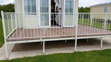 caravan veranda kits used caravan decking specialist car and vehicle