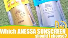 which anessa sunscreen should i choose - Anessa Sunscreen Review Indonesia