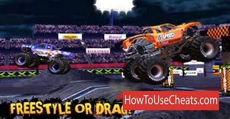 search monster truck destruction hack cheat tips secrets