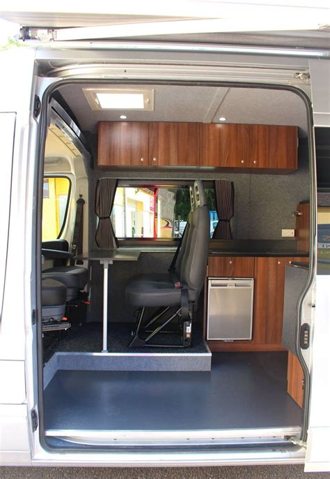 seating 4 passengers images cer van conversion diy