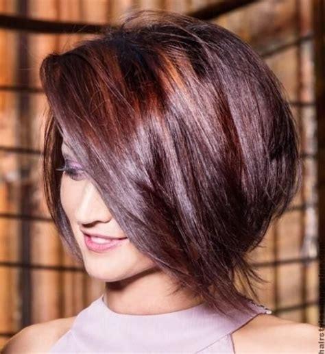 20 pretty bob hairstyles short hair long side