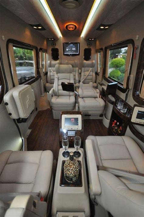 43 cozy interior rv large family luxury van