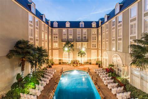 bourbon orleans hotel top orleans la wedding venue