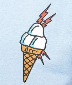 40s and shorties ice cream 40s shorties blue t shirt zumiez