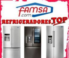 los mejores refrigeradores buen fin 2020 ofertas - Refrigeradores Famsa Buen Fin