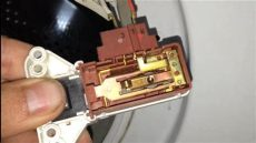 anular puentear blocapuertas lavadora cancel bypass door lock of washing machines - Bloqueador De Puerta De Lavarropas