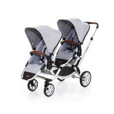 carreolas dobles para ninas carrioladoble carriolagemelos babystuffinterlomas carriola carriolas articulos para bebe