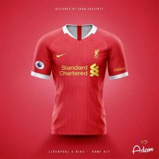 liverpool on the verge of bumper nike kit deal babblesports - Liverpool Nike Kit Deal
