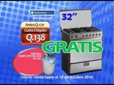 estufas en elektra guatemala ofertas de octubre en lavadoras y estufas almacenes tropigas guatemala
