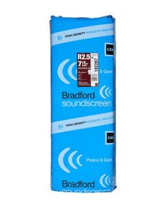 r2 5 bradford soundscreen sound insulation batts - R2 Soundscreen Insulation