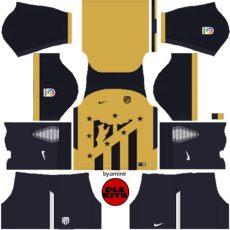 atletico kits 2018 the best dls fts dreamleaguekitsbyamine - Kit Dls Terbaik 2018