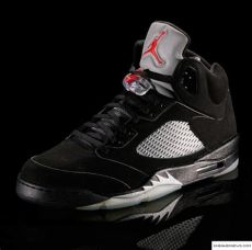 air jordan 5 black metallic 1990 air v 5 1989 90 sneakernews