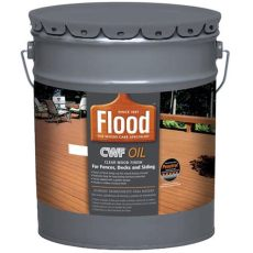 flood oil stain colors flood cwf penetrating clear exterior wood finish 5 gal at menards 174