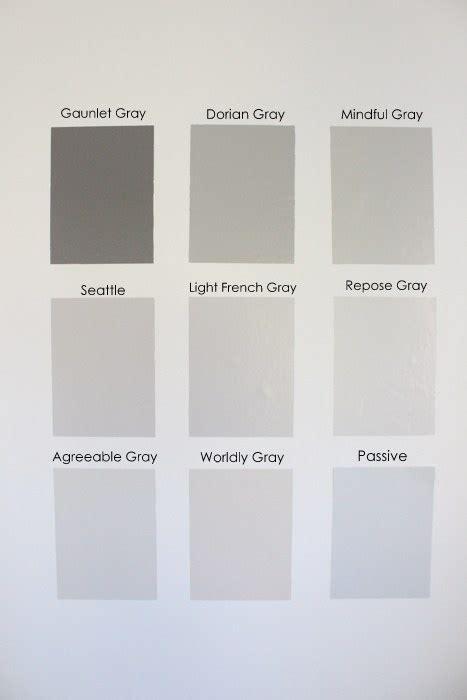gray paint colors put test home grove