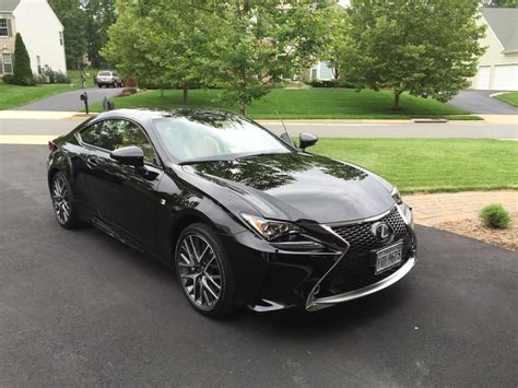 attn owners color lexus rc350 rc350 sport rc
