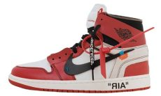 white x nike air 1 the sole supplier - Nike Air Jordan 1 Off White Price In India