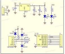 digispark attiny85 schematic attiny85 usb mini dev board digispark compatible electrodragon