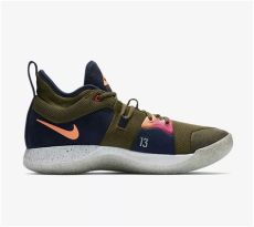nike acg boots 2018 2018 nike pg 2 acg ep olive canvas basketball shoes free shipping with sneaker