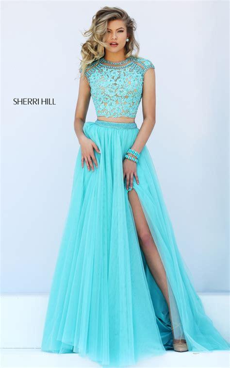 2016 homecoming dresses sherri hill 50110 lace piece
