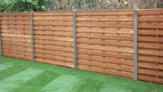 concrete fence panels cost uk the cost of installing fence panels updated dec 2019