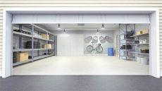 3 car garage interior ideas standard garage dimensions for 1 2 3 and 4 car garages diagrams