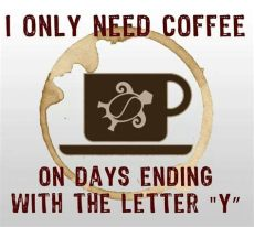 at cafe 6 ending explanation days ending in quot y quot with images need coffee coffee pictures my coffee