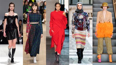 7 top trends london fall 2019 runways fashionista