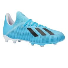 botas de futbol adidas x azules botas de f 250 tbol adidas x 19 3 fg ni 241 os azul adidas decathlon