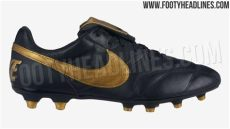 black and gold nike foosites black gold nike premier ii 2019 boots leaked footy headlines