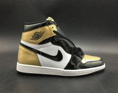 2018 air 1 gold toe black and black metallic gold for sale new jordans 2018 - Black And Gold Foosites 2018