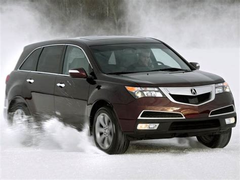 2011 acura mdx sport utility 4d car prices