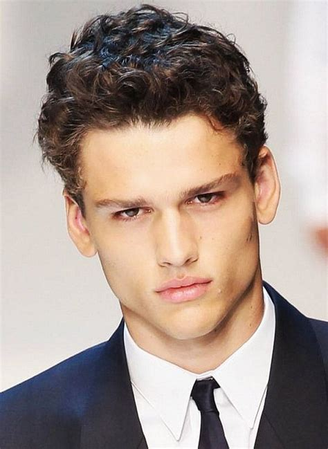 55 men curly hairstyle ideas photos inspirations