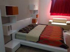 juegos de cama matrimonial modernos juego de cuarto moderno cama matrimonial king bs 450 000 00 en mercado libre