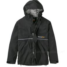 timberland pro jacket fit to be dried waterproof ripstop jackets a123n black ebay - Timberland Waterproof Jacket Ebay