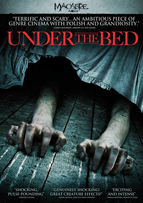 trustmovies monster bed scary steven miller fright flick