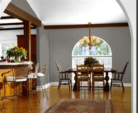 paint dining room gray decorologist