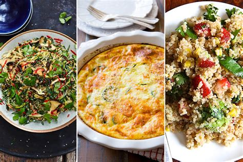 healthy delicious lunch recipes full month