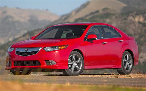 2012 acura tsx special edition 6 speed test