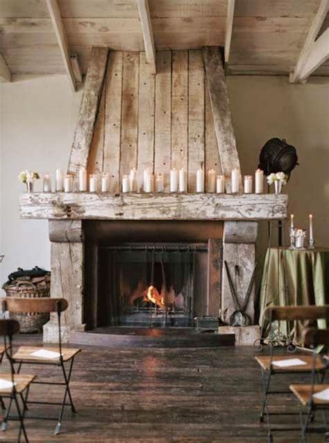 willow decor return barn wood fireplace surrounds