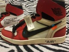 jordan 1 chicago off white legit check legit check white 1 chicago no box or zip tie legitcheck