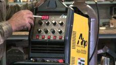 ahp alphatig 200x tig stick welder review welding helmet pros - Ahp Alphatig 200x Settings