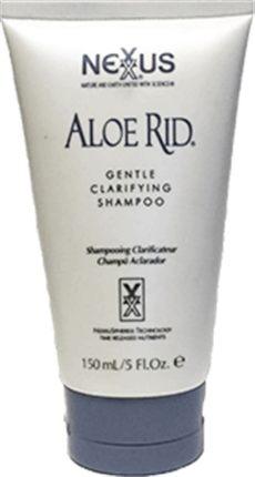 nexxus aloe rid shoo target nexxus aloe rid for hair testing