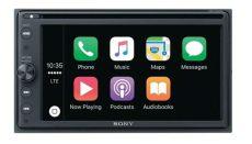 pantallas para carros sony sony xav ax205db review car play android auto unit with dab tech advisor