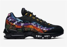 nike air max 95 muli color camo ar4473 001 release info sneakernews - Air Max 95 Camouflage