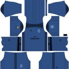 kit dls fantasy dls kit real madrid set 1 gk kit by ashlynmichelles on deviantart