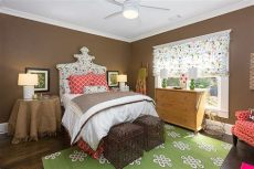 green and brown bedroom images brown and green bedroom eclectic bedroom colordrunk design