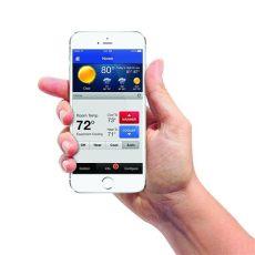 comfortnet thermostat app smartphone controlled thermostat iphone and android thermostat