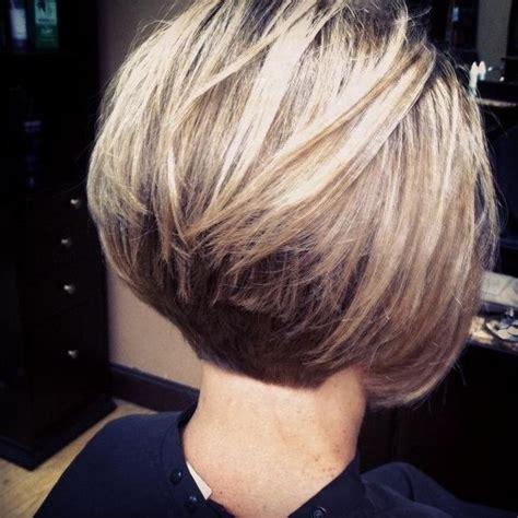 2020 latest short stacked bob haircuts bangs